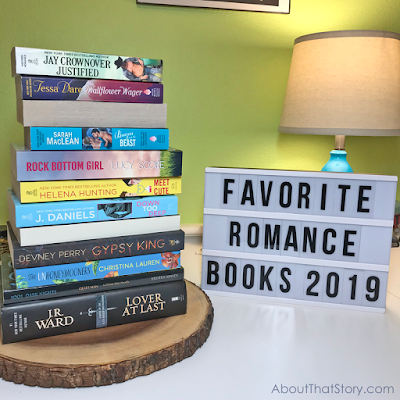 Favorite Romance Books of 2019 | About That Story