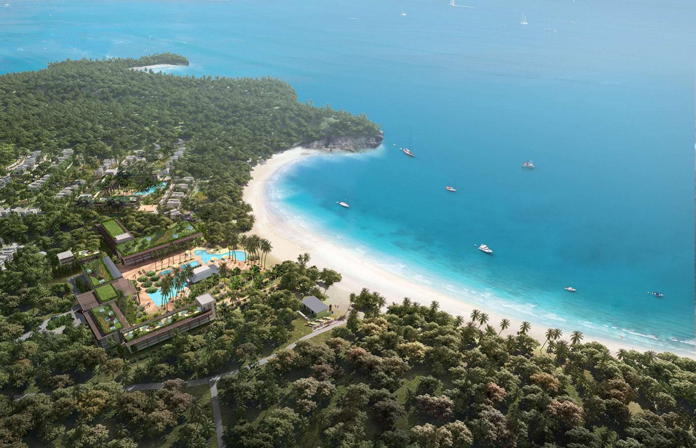 Great Keppel Island: Great Keppel Island Resort Is One Step Closer