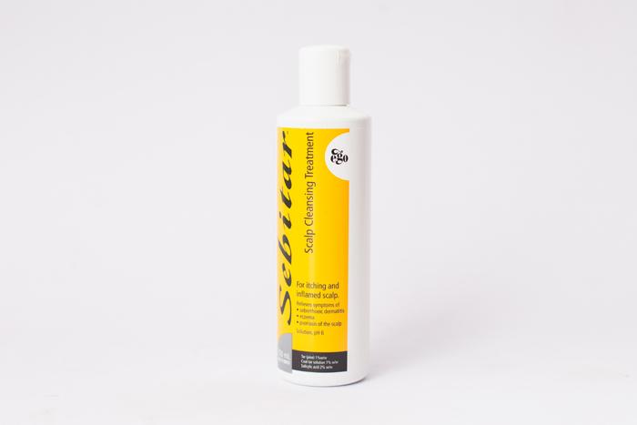 sebitar dandruff shampoo