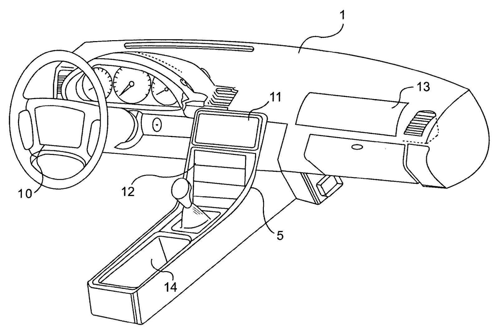 Apple Patenta Funciones Tactiles Que Haran A Los Vehiculos