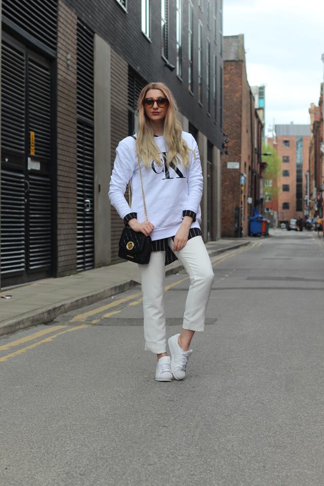 casual work wear fashion blog