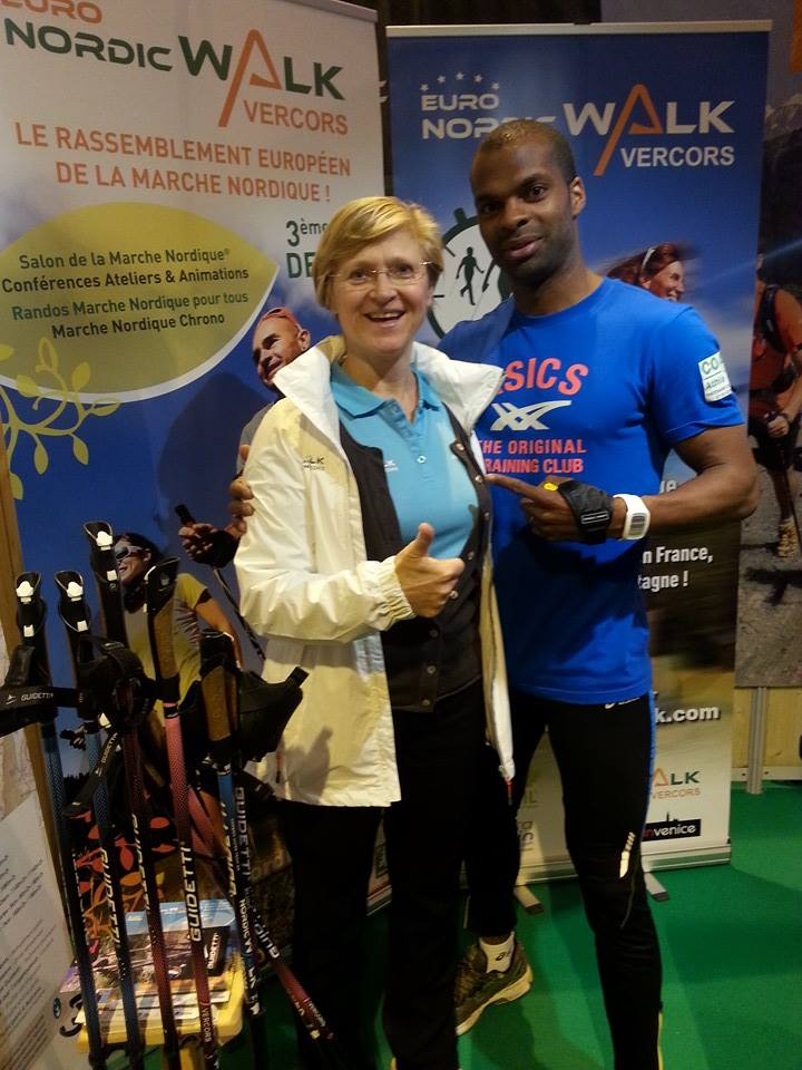 Marche nordique france nordic walking france - Marche nordique salon ...