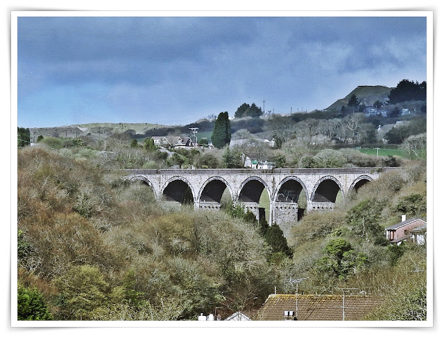 St. Austell, Cornwall viaduct
