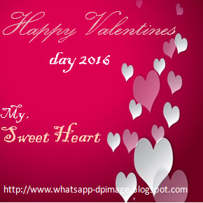 Valentines Day Whatsapp DP Images with quotes For husband impressing