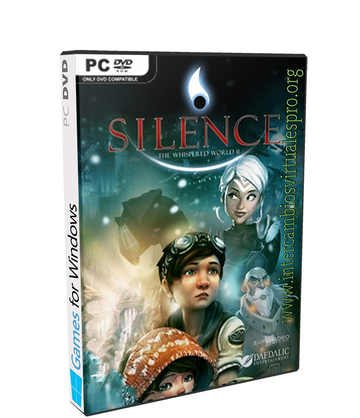 Silence The Whispered World 2 poster box cover