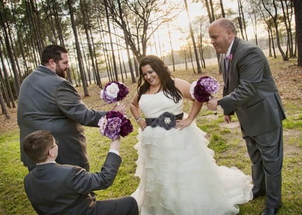 Wedding Gowns For Fat Ladies: Big Fat Selection Plus Size Brides