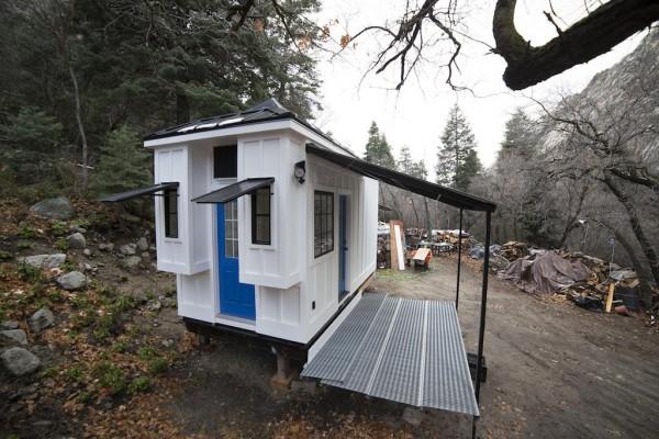 Tiny House Town Utah Income Tiny Home 192 Sq Ft