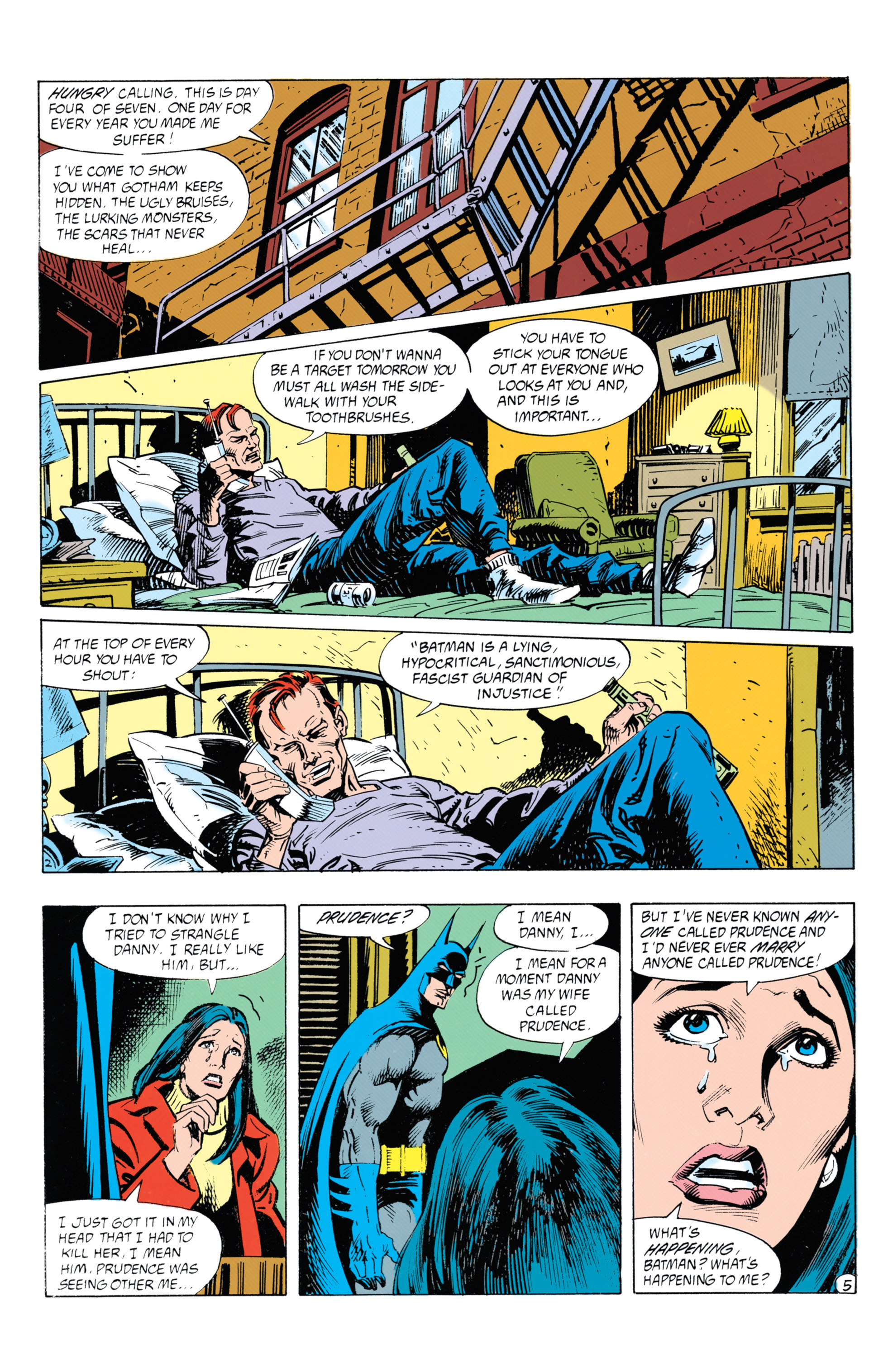 Detective Comics (1937) 629 Page 5