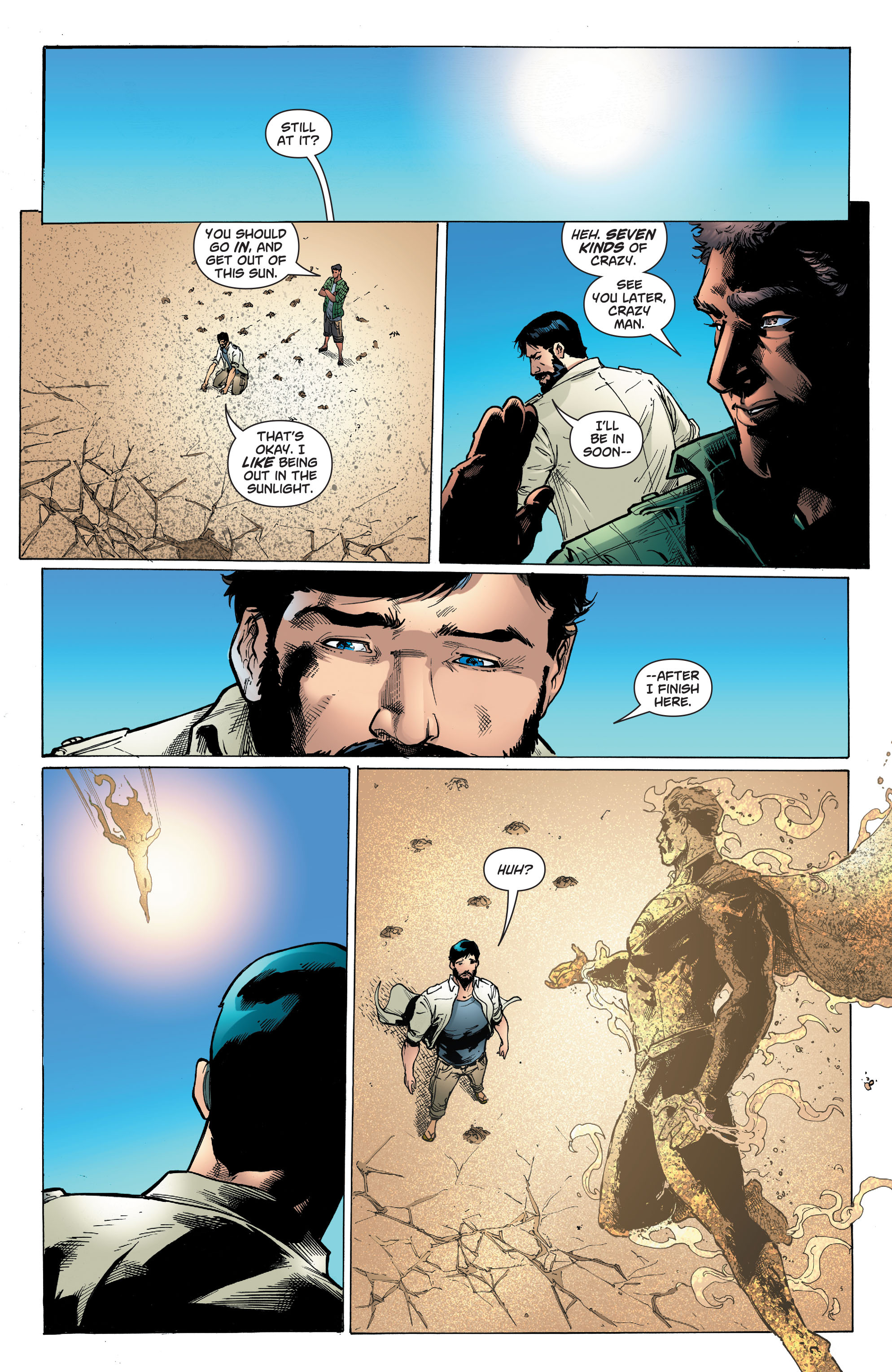 Read online Action Comics: Futures End comic -  Issue #Action Comics: Futures End Full - 17