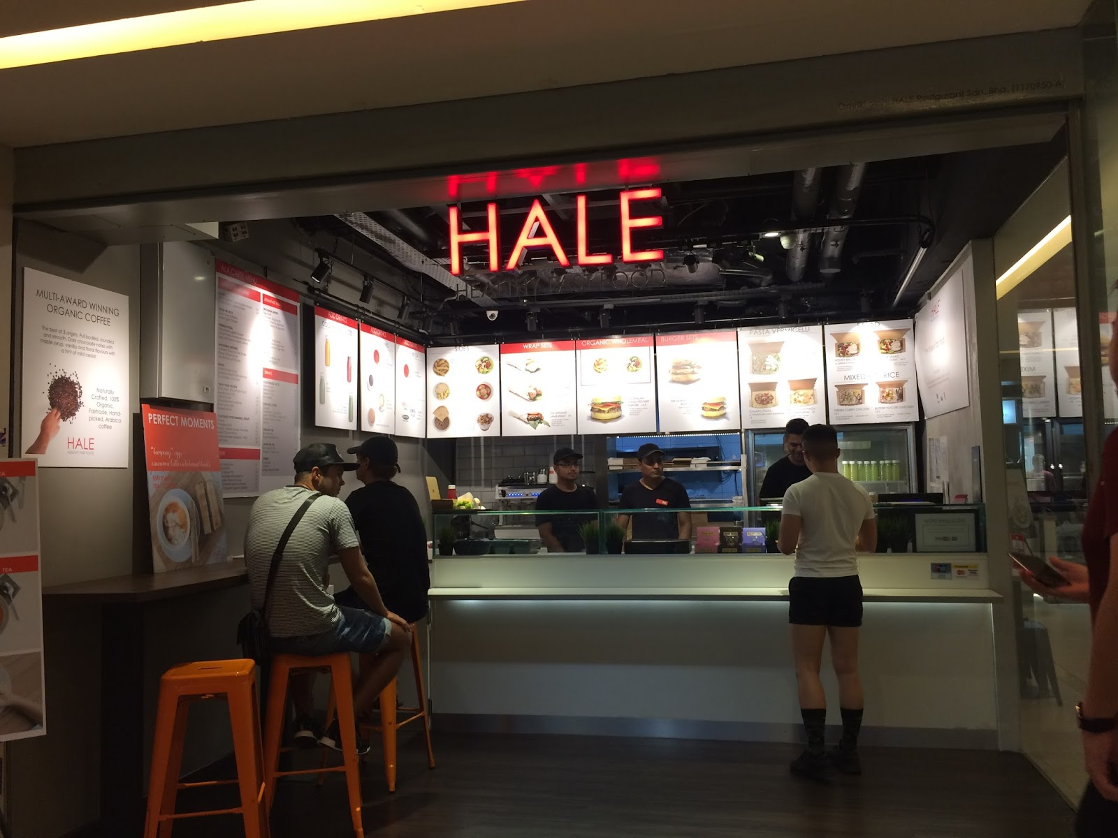 Healthiest Fast Food Restaurants 2017