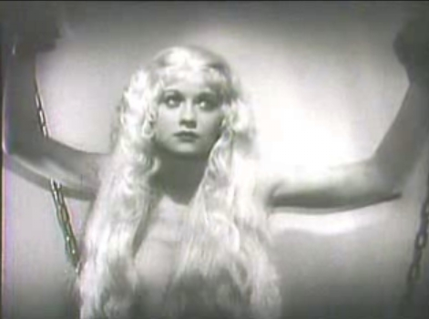 In The Early 1930 S She Could Be Seen Chorus Of Ed Cantor Movies
