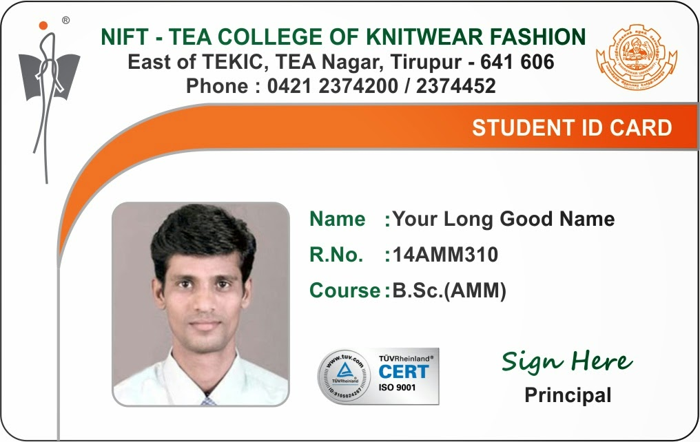 College id card pictures to pin on pinterest pinsdaddy for University id card template