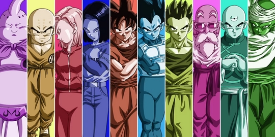 Dragon Ball Super, Toei Animation, Fuji TV, Actu Japanime, Japanime,