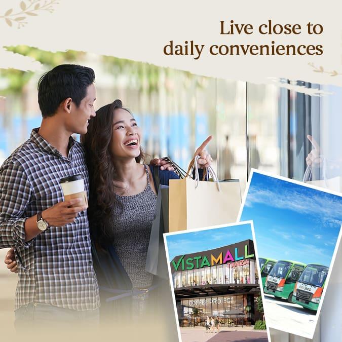 The daily conveniences of choosing Lumina Homes