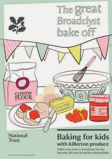 Killerton Baking For Kids