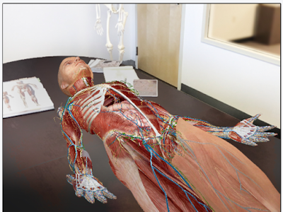 Human Anatomy Atlas 2019-A Great App for Science Students