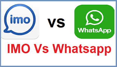 IMO vs Whatsapp