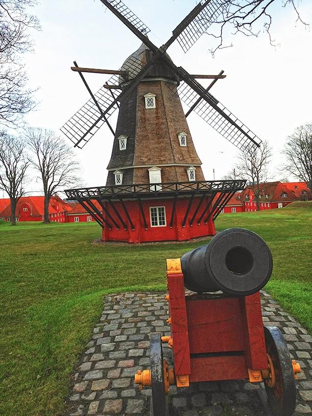 copenhagen citadel