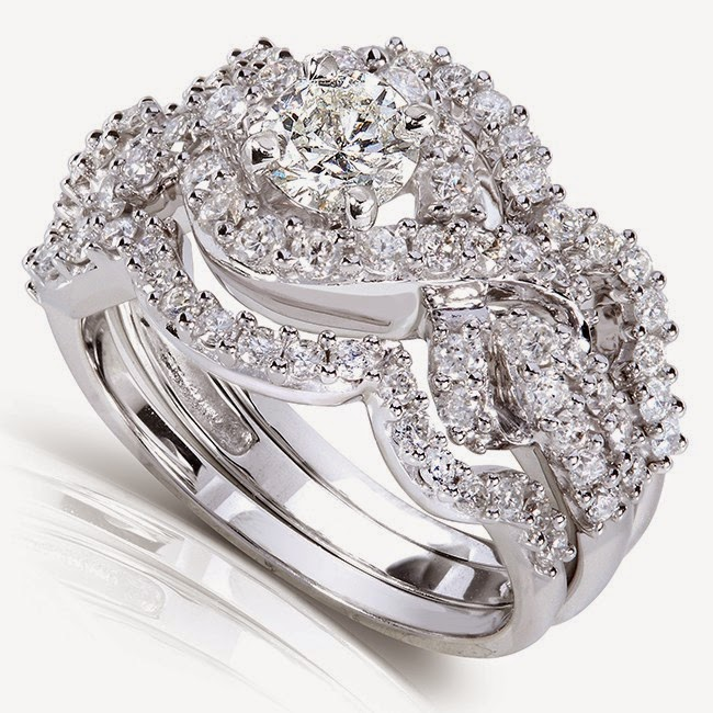 3 piece wedding ring sets for him and her here are daily updates women and fashion 3 1094