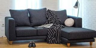 sofa bed ruang tamu sempit
