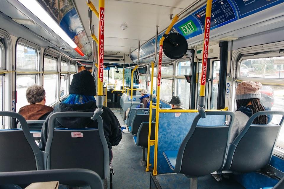 トライメット・バス(TriMet Bus)