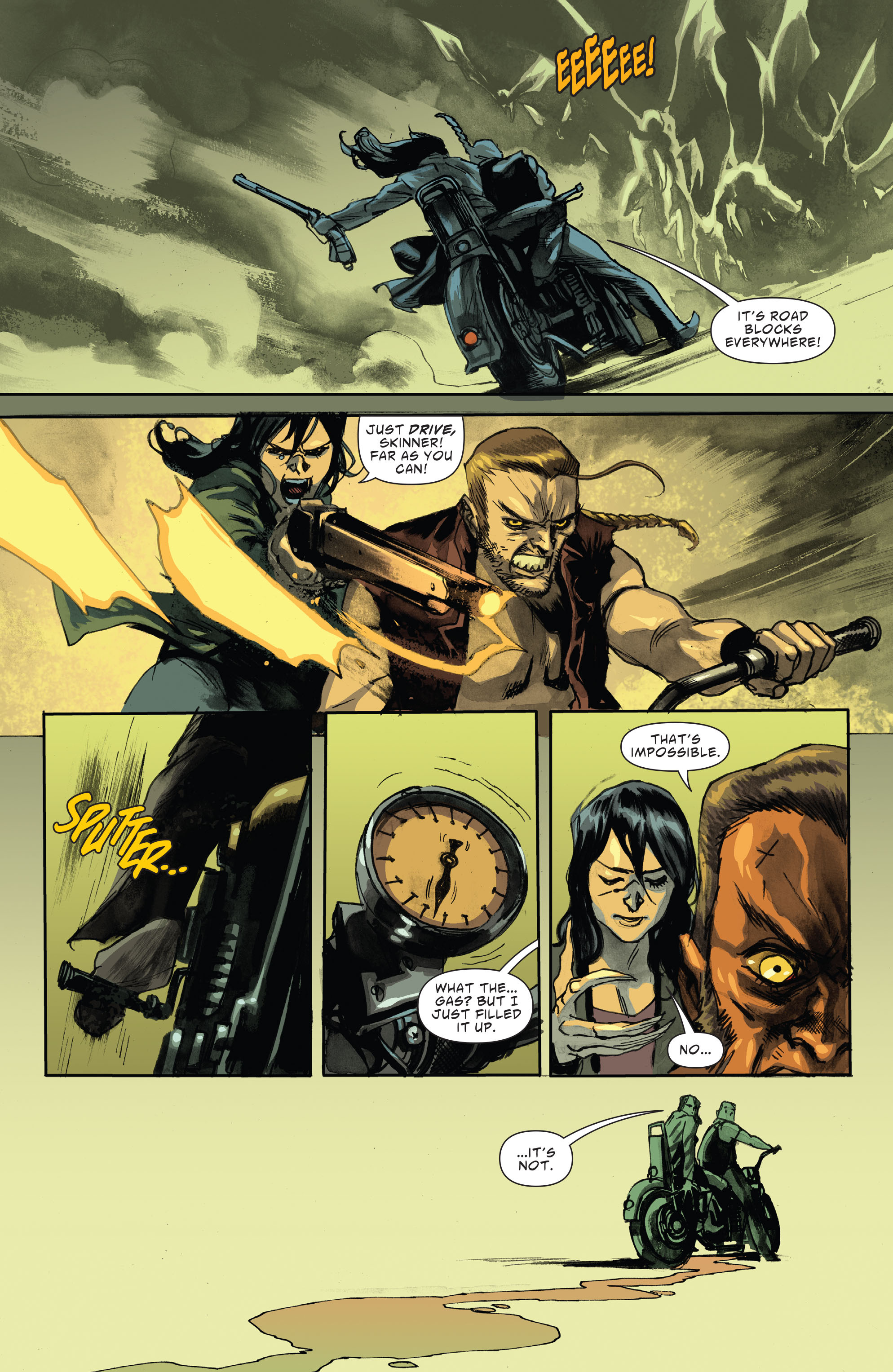 Read online American Vampire: Second Cycle comic -  Issue #4 - 11