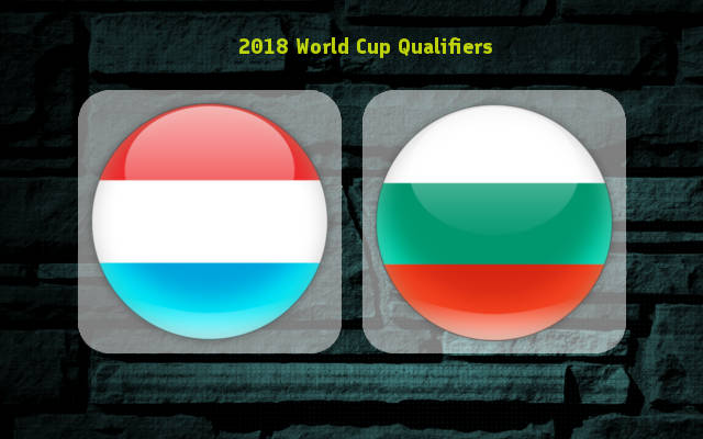 Luxembourg vs Bulgaria Full Match & Highlights 10 October 2017