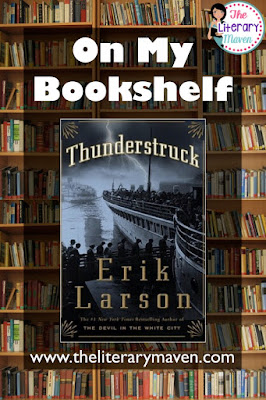 The literary nonfiction Thunderstruck by Erik Larson follows Guglielmo Marconi's experimentation with, and invention of, the wireless telegraph. This invention is tested and gains worldwide attention when it leads to the apprehension of two fugitives. Read on for more of my review and ideas for classroom use.