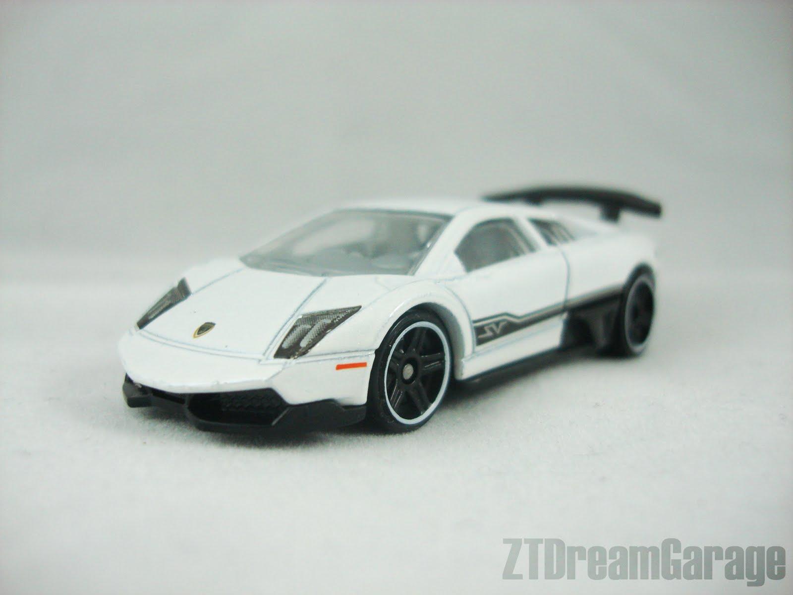 Zt S Dream Garage White Sv