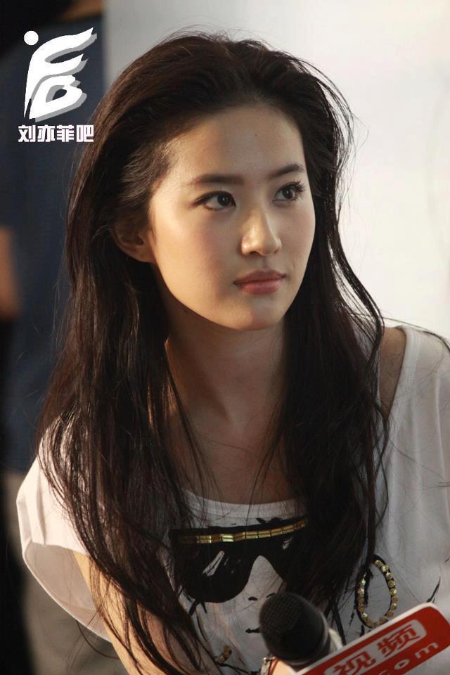 Yifei Liu: Liu Yi Fei Pictures I Found As Of January 18, 2013