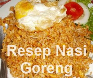 Resep Nasi Goreng enak dan Sederhana