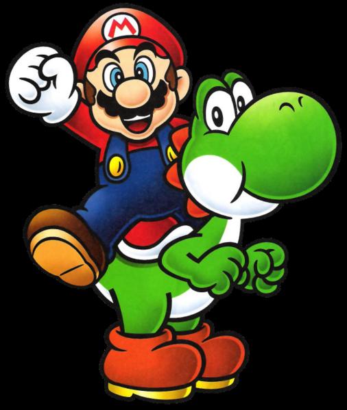 Reino do Cogumelo: Yoshi e Mario colocam Nintendo em ... | 506 x 599 png 298kB