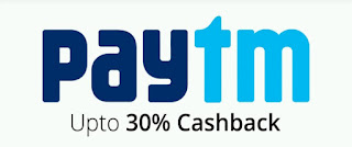 Get 30% cashback on recharge/ bill payment at paytm (for Samsung galaxy users)