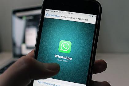 Cara Membuat Akun Whatsapp Tanpa Menggunakan Nomor