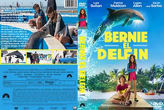 Bernie The Dolphin - Bernie el Delfin - Cover - DVD