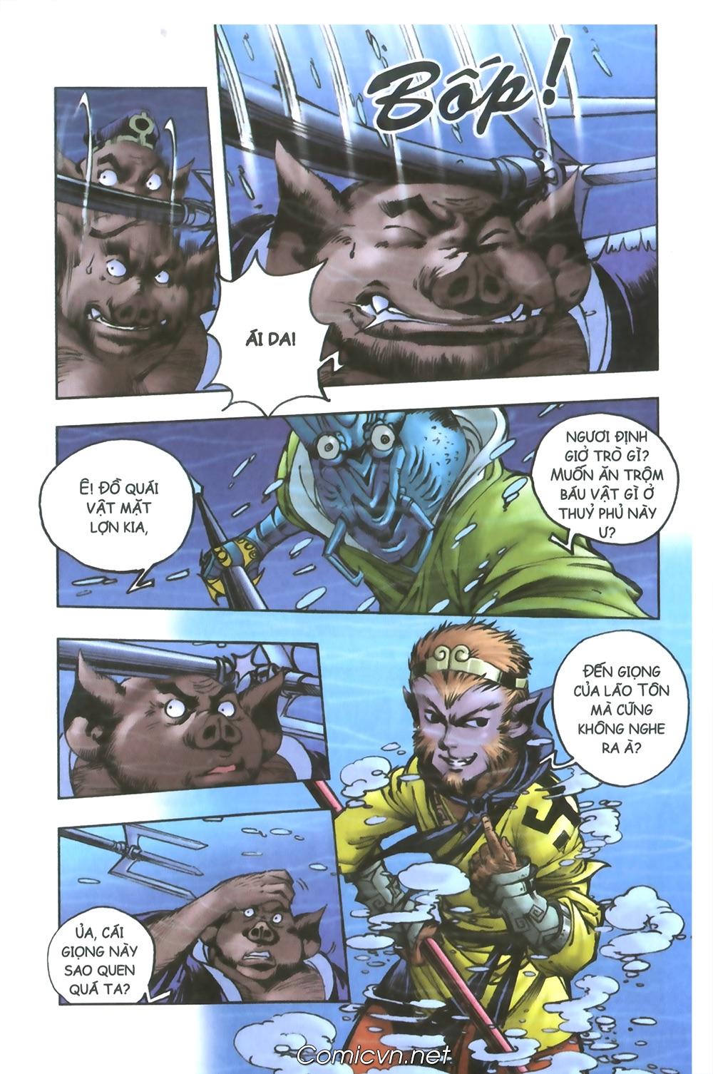 Tây Du Ký màu - Chapter 94 - Pic 20