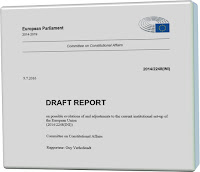 10 Kings of revelation and Daniel Draft Report EU Parliament