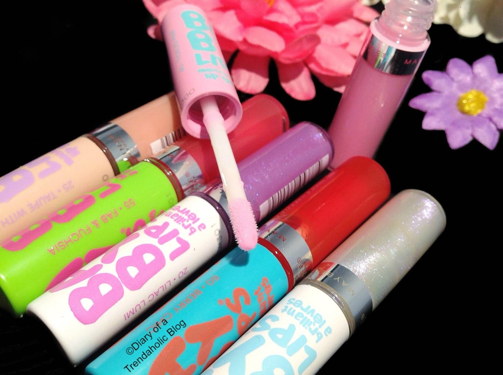 Diary Of A Trendaholic Maybelline Baby Lips Moisturizing