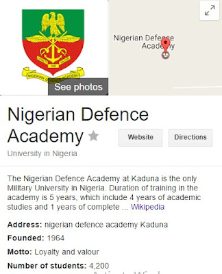 Apply for NDA Recruitment Here