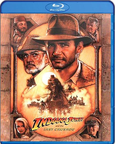 Indiana Jones and the Last Crusade [1989] [BD25] [Latino]