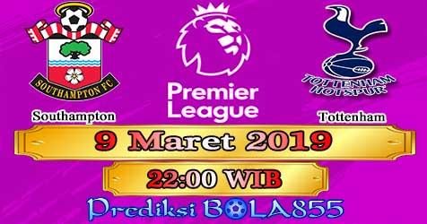 Prediksi Bola855 Southampton vs Tottenham 9 Maret 2019