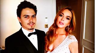 La actriz Lindsay Lohan anuncia embarazo y acusa a su prometido de serle infiel.