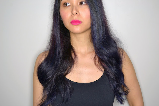 Aveda Oil Slick Hair