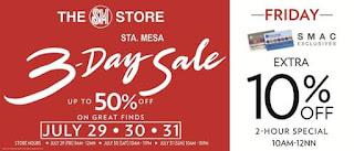 SM Malls sale, Philippine sale, shopping, Pilipians, Pilipinas sale