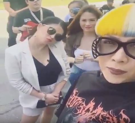 Angel Locsin Redefined the Term Classy on Vice Ganda's Ig Story On the Day 3 of Pilipinas Got Talent Live Auditions