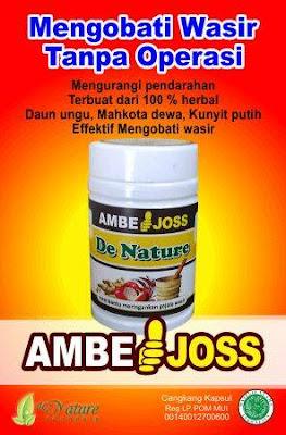 Obat Wasir AmbeJoss