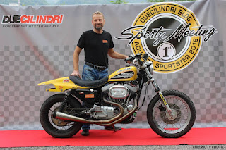 udo meuthen with his sportster tracker in sporty meeting