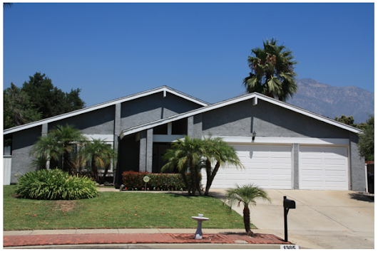 Beautiful North Upland Home for Lease