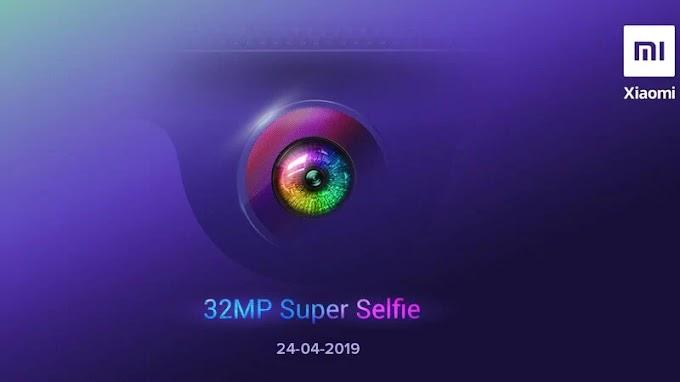 Xiaomi Redmi Y3 will launch on April 24 in India