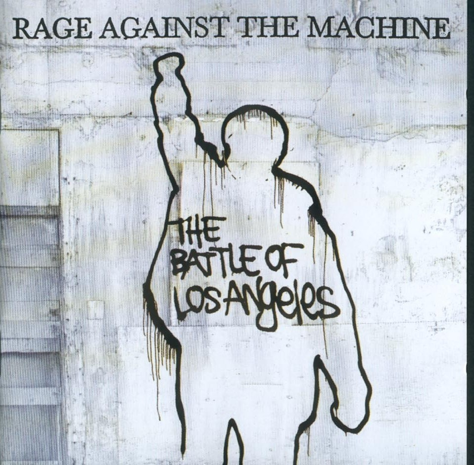 battle of los angeles rage against the machine